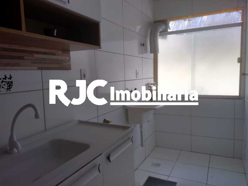 11300_G1601733223 - Casa de Vila 3 quartos à venda Riachuelo, Rio de Janeiro - R$ 320.000 - MBCV30182 - 29