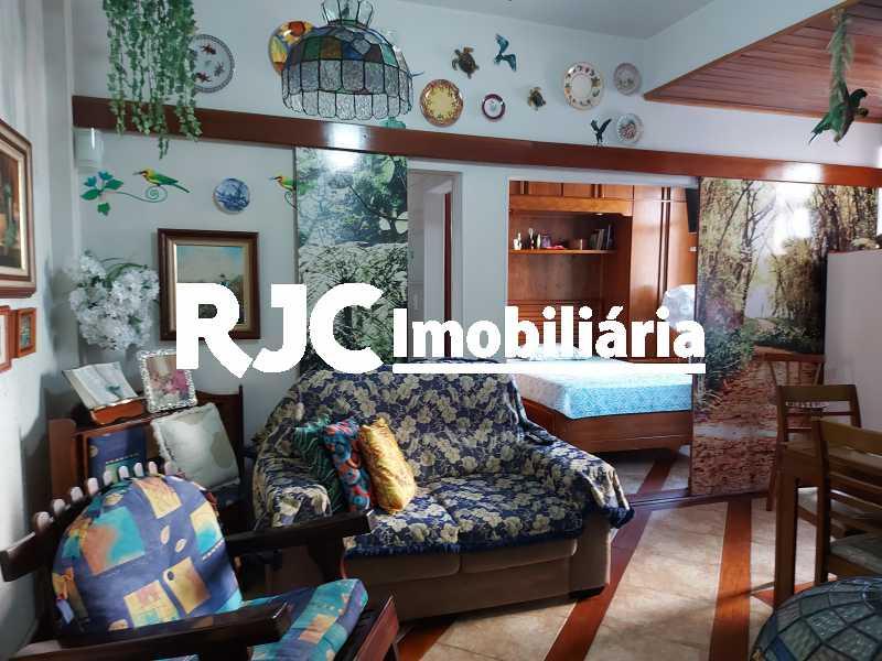1 - Apartamento à venda Rua José Veríssimo,Méier, Rio de Janeiro - R$ 239.000 - MBAP11022 - 1