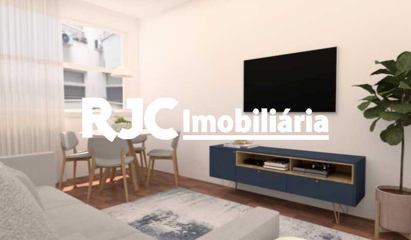 3 - Apartamento à venda Rua Décio Vilares,Copacabana, Rio de Janeiro - R$ 869.000 - MBAP25735 - 4