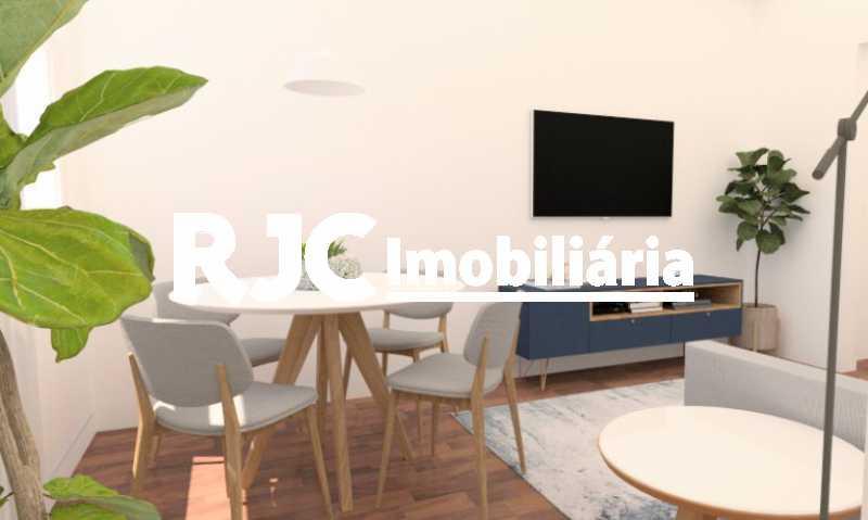 4 - Apartamento à venda Rua Décio Vilares,Copacabana, Rio de Janeiro - R$ 869.000 - MBAP25735 - 5