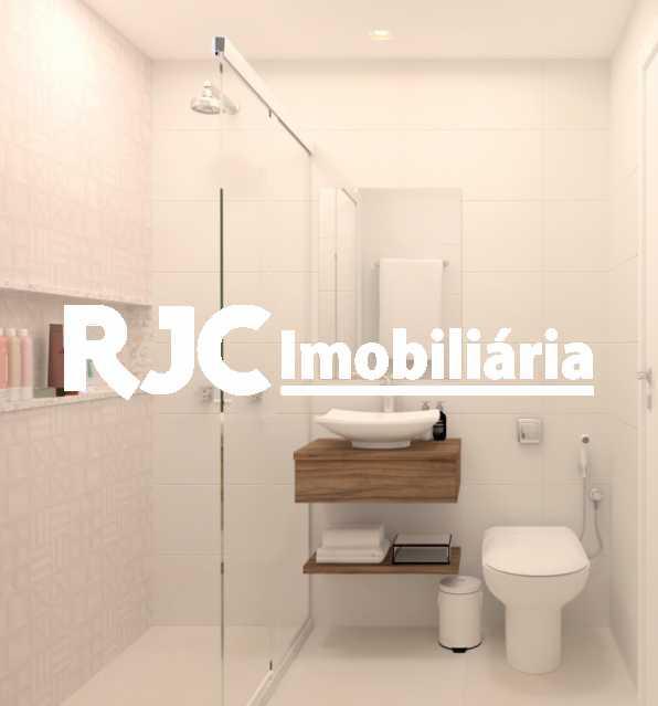 6 - Apartamento à venda Rua Décio Vilares,Copacabana, Rio de Janeiro - R$ 869.000 - MBAP25735 - 7