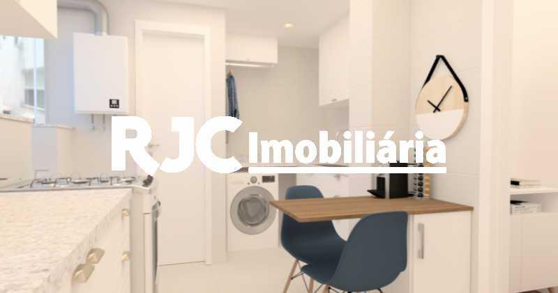 8 - Apartamento à venda Rua Décio Vilares,Copacabana, Rio de Janeiro - R$ 869.000 - MBAP25735 - 9