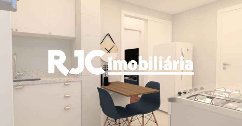 9 - Apartamento à venda Rua Décio Vilares,Copacabana, Rio de Janeiro - R$ 869.000 - MBAP25735 - 10