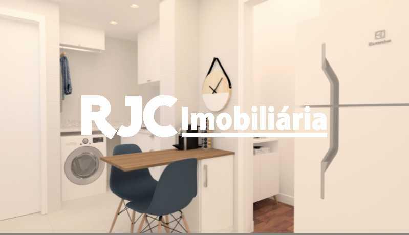 10 - Apartamento à venda Rua Décio Vilares,Copacabana, Rio de Janeiro - R$ 869.000 - MBAP25735 - 11