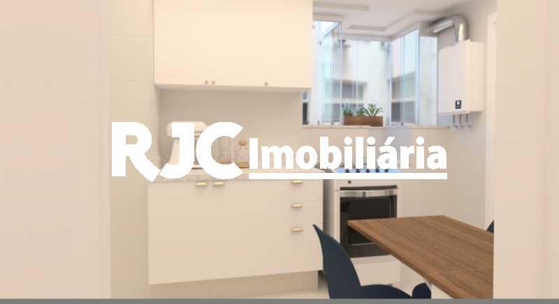 11 - Apartamento à venda Rua Décio Vilares,Copacabana, Rio de Janeiro - R$ 869.000 - MBAP25735 - 12