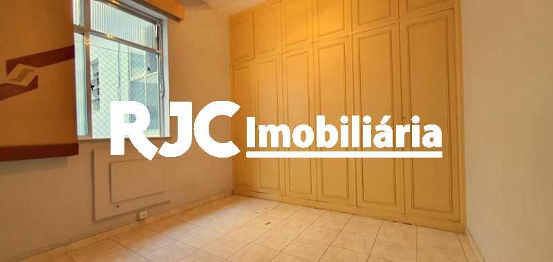 3 Copy - Apartamento à venda Rua Barão de Cotegipe,Vila Isabel, Rio de Janeiro - R$ 217.000 - MBAP11024 - 4