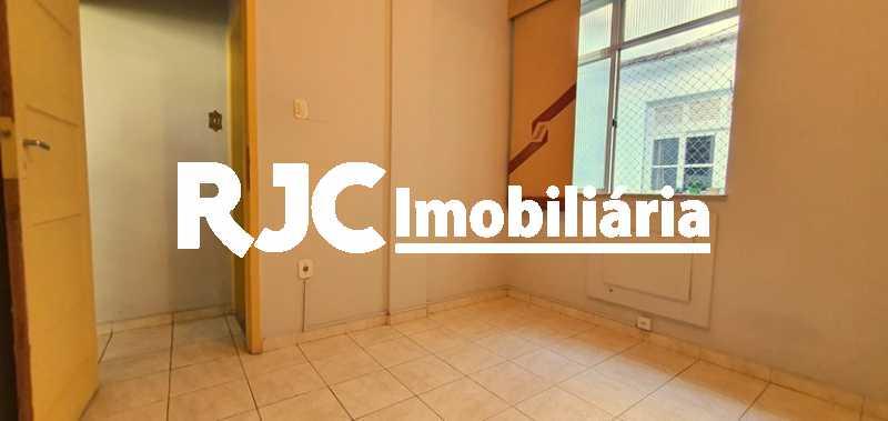 4 Copy - Apartamento à venda Rua Barão de Cotegipe,Vila Isabel, Rio de Janeiro - R$ 217.000 - MBAP11024 - 5