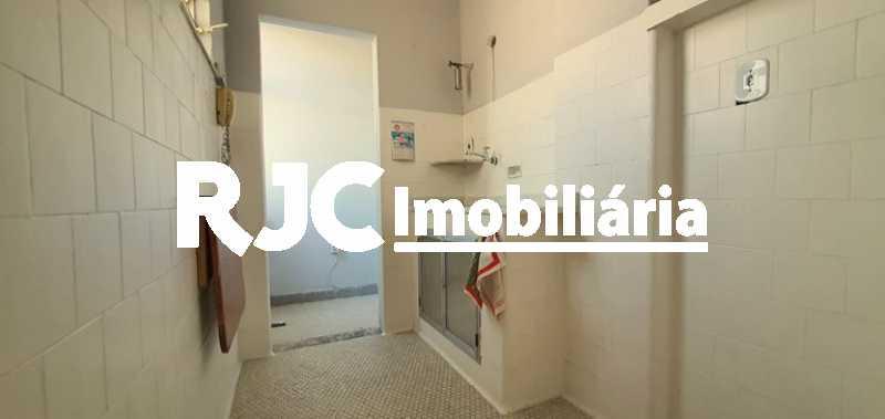 6 Copy - Apartamento à venda Rua Barão de Cotegipe,Vila Isabel, Rio de Janeiro - R$ 217.000 - MBAP11024 - 8