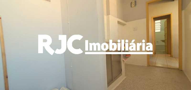 7 Copy - Apartamento à venda Rua Barão de Cotegipe,Vila Isabel, Rio de Janeiro - R$ 217.000 - MBAP11024 - 9