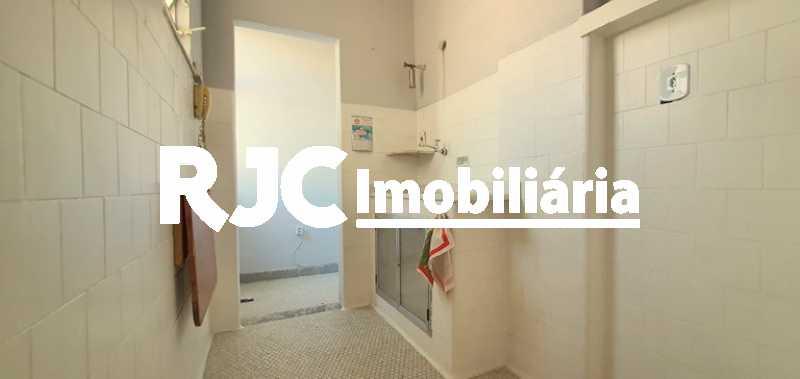 13 Copy - Apartamento à venda Rua Barão de Cotegipe,Vila Isabel, Rio de Janeiro - R$ 217.000 - MBAP11024 - 15