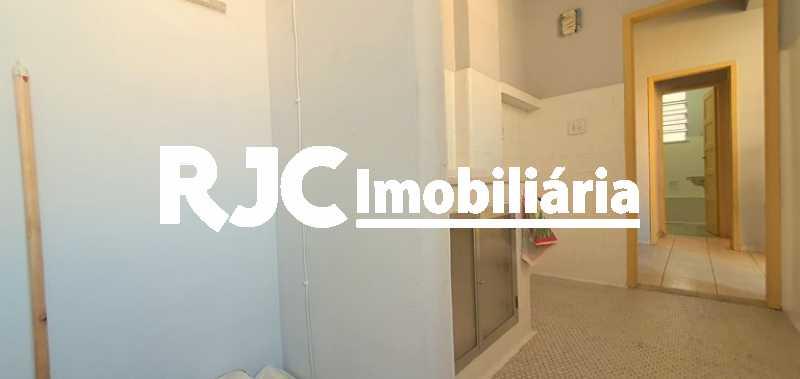 14 Copy - Apartamento à venda Rua Barão de Cotegipe,Vila Isabel, Rio de Janeiro - R$ 217.000 - MBAP11024 - 16