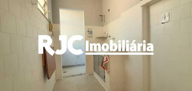 17 Copy - Apartamento à venda Rua Barão de Cotegipe,Vila Isabel, Rio de Janeiro - R$ 217.000 - MBAP11024 - 19