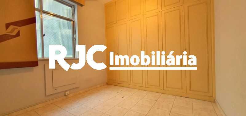 18 Copy - Apartamento à venda Rua Barão de Cotegipe,Vila Isabel, Rio de Janeiro - R$ 217.000 - MBAP11024 - 20