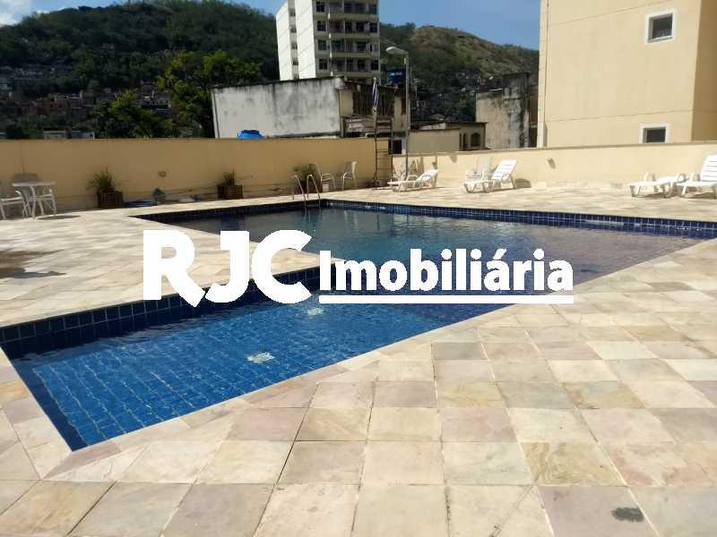 1.1 - Apartamento à venda Rua Leopoldino Bastos,Engenho Novo, Rio de Janeiro - R$ 225.000 - MBAP25757 - 1