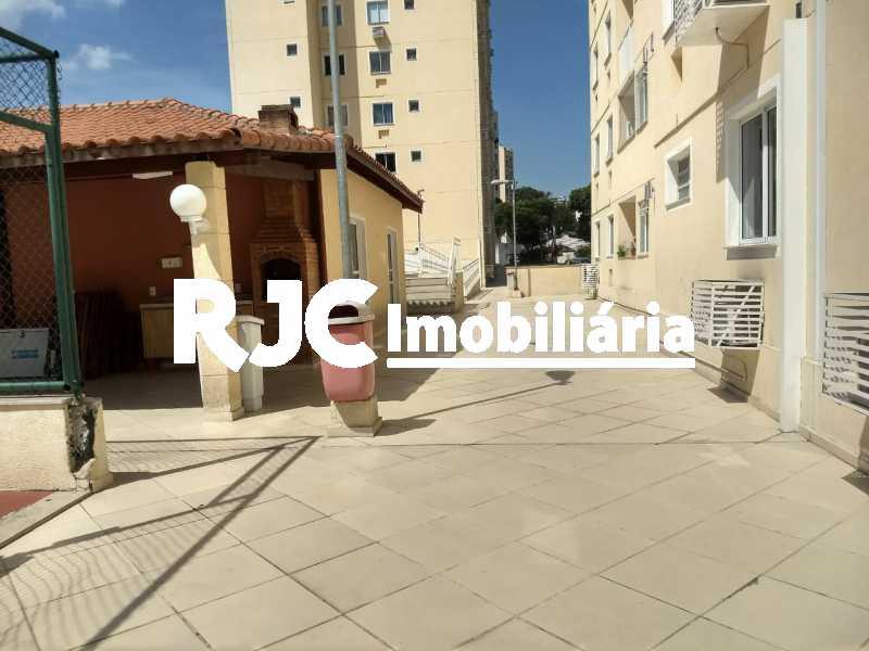 1 - Apartamento à venda Rua Leopoldino Bastos,Engenho Novo, Rio de Janeiro - R$ 225.000 - MBAP25757 - 3