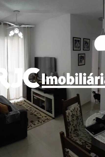 2. - Apartamento à venda Rua Leopoldino Bastos,Engenho Novo, Rio de Janeiro - R$ 225.000 - MBAP25757 - 4