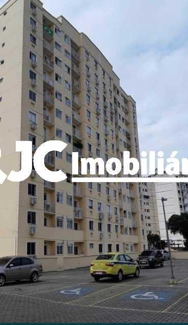 WhatsApp Image 2021-08-08 at 1 - Apartamento à venda Rua Leopoldino Bastos,Engenho Novo, Rio de Janeiro - R$ 225.000 - MBAP25757 - 18
