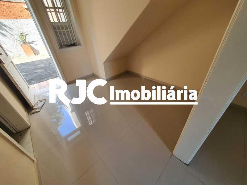 3. - Casa de Vila à venda Rua Major Fonseca,São Cristóvão, Rio de Janeiro - R$ 300.000 - MBCV20120 - 6