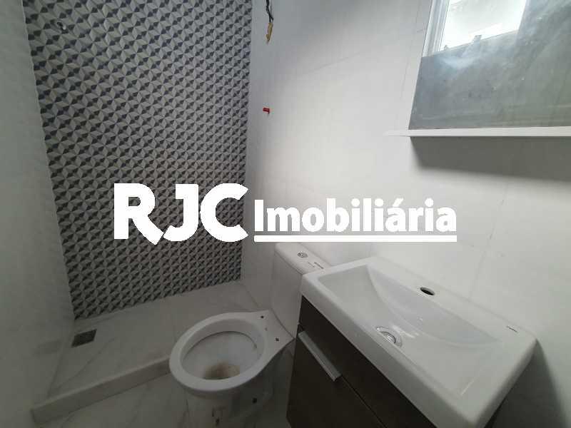 6. - Casa de Vila à venda Rua Major Fonseca,São Cristóvão, Rio de Janeiro - R$ 300.000 - MBCV20120 - 9