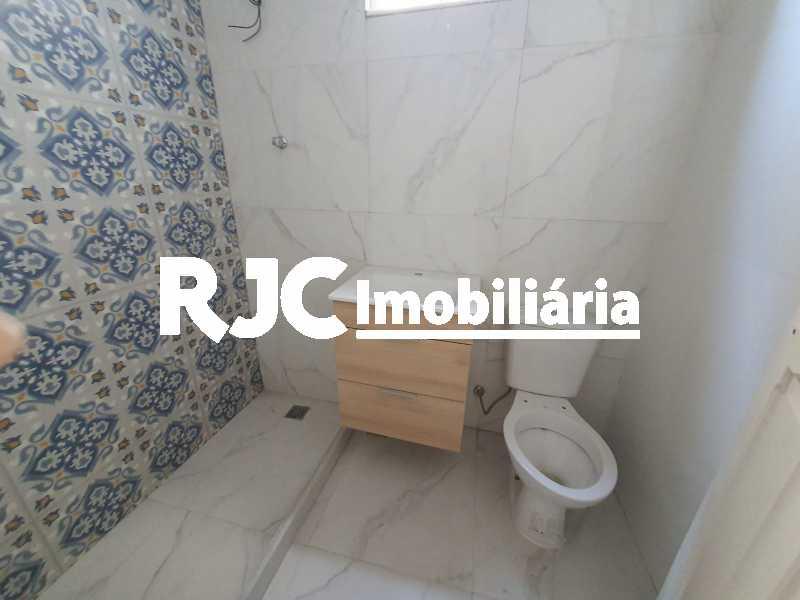 8. - Casa de Vila à venda Rua Major Fonseca,São Cristóvão, Rio de Janeiro - R$ 300.000 - MBCV20120 - 11