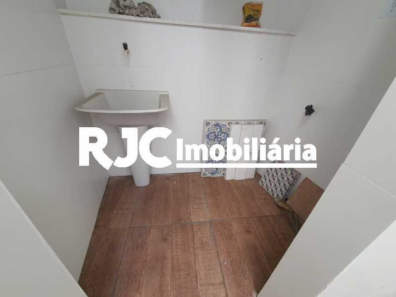 9. - Casa de Vila à venda Rua Major Fonseca,São Cristóvão, Rio de Janeiro - R$ 300.000 - MBCV20120 - 12