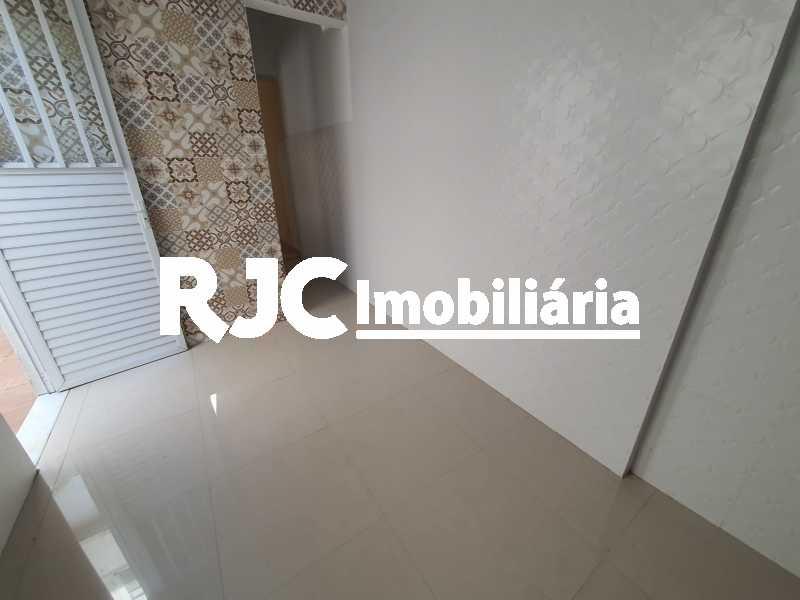 12. - Casa de Vila à venda Rua Major Fonseca,São Cristóvão, Rio de Janeiro - R$ 300.000 - MBCV20120 - 15