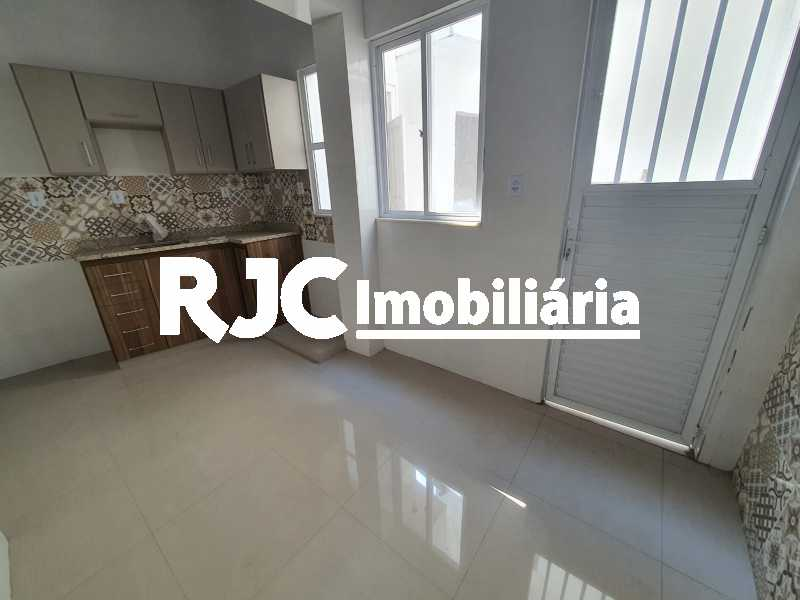 13. - Casa de Vila à venda Rua Major Fonseca,São Cristóvão, Rio de Janeiro - R$ 300.000 - MBCV20120 - 16
