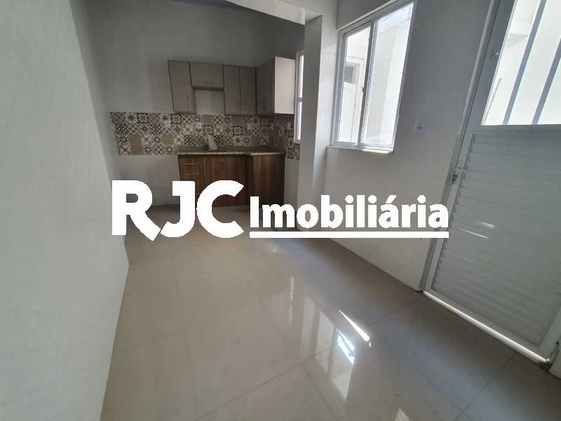 14. - Casa de Vila à venda Rua Major Fonseca,São Cristóvão, Rio de Janeiro - R$ 300.000 - MBCV20120 - 17