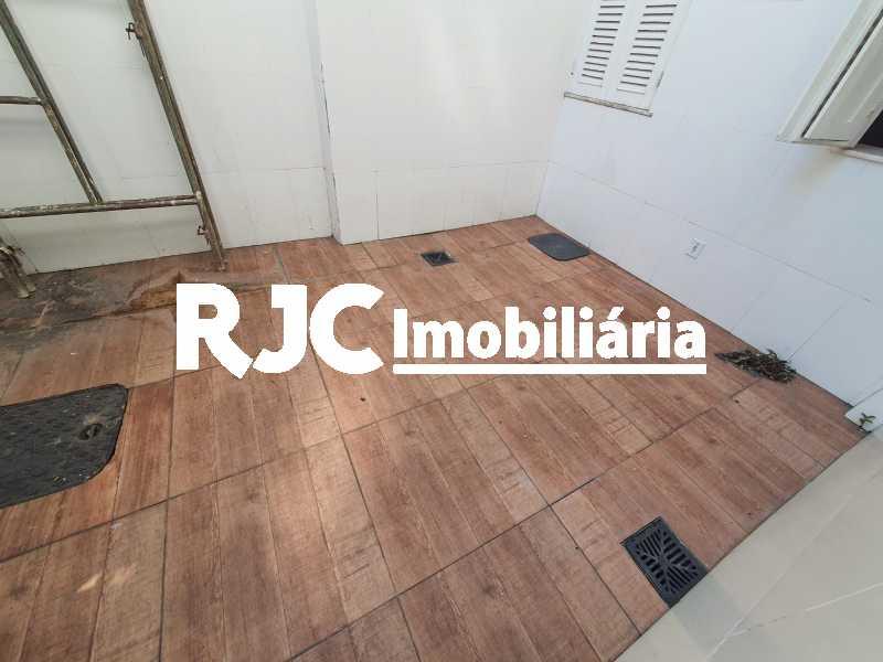 17. - Casa de Vila à venda Rua Major Fonseca,São Cristóvão, Rio de Janeiro - R$ 300.000 - MBCV20120 - 20