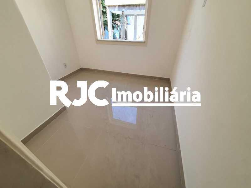10. - Casa de Vila à venda Rua Major Fonseca,São Cristóvão, Rio de Janeiro - R$ 300.000 - MBCV30183 - 11