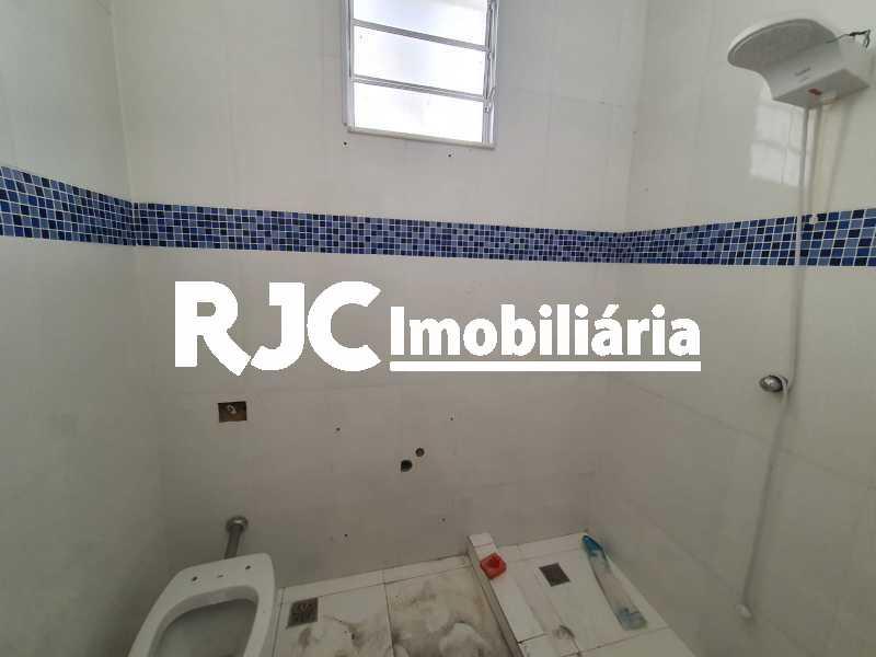 012. - Casa de Vila à venda Rua Major Fonseca,São Cristóvão, Rio de Janeiro - R$ 300.000 - MBCV30183 - 14