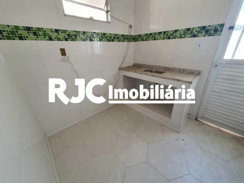 13. - Casa de Vila à venda Rua Major Fonseca,São Cristóvão, Rio de Janeiro - R$ 300.000 - MBCV30183 - 16