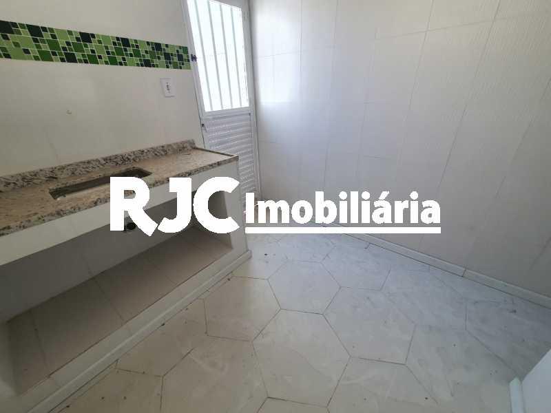 14. - Casa de Vila à venda Rua Major Fonseca,São Cristóvão, Rio de Janeiro - R$ 300.000 - MBCV30183 - 17