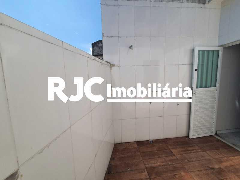 15. - Casa de Vila à venda Rua Major Fonseca,São Cristóvão, Rio de Janeiro - R$ 300.000 - MBCV30183 - 18