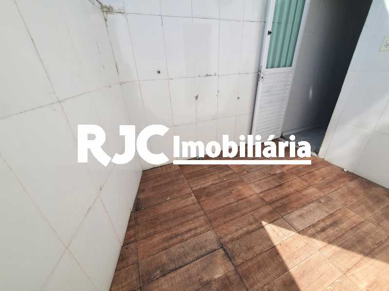 16. - Casa de Vila à venda Rua Major Fonseca,São Cristóvão, Rio de Janeiro - R$ 300.000 - MBCV30183 - 19