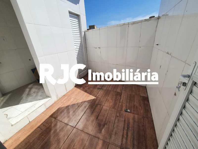 17. - Casa de Vila à venda Rua Major Fonseca,São Cristóvão, Rio de Janeiro - R$ 300.000 - MBCV30183 - 20