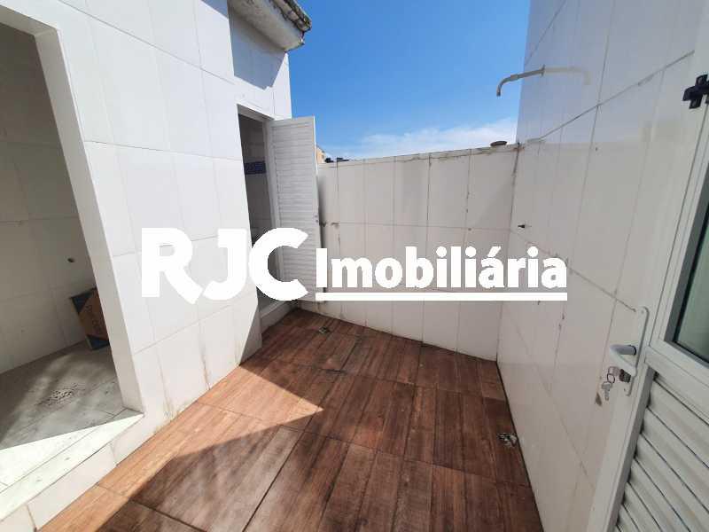 18. - Casa de Vila à venda Rua Major Fonseca,São Cristóvão, Rio de Janeiro - R$ 300.000 - MBCV30183 - 21