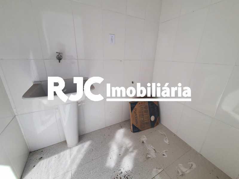 20. - Casa de Vila à venda Rua Major Fonseca,São Cristóvão, Rio de Janeiro - R$ 300.000 - MBCV30183 - 22