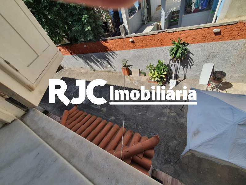 21. - Casa de Vila à venda Rua Major Fonseca,São Cristóvão, Rio de Janeiro - R$ 300.000 - MBCV30183 - 23