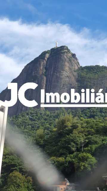 1. - Apartamento à venda Rua do Humaitá,Humaitá, Rio de Janeiro - R$ 1.330.000 - MBAP33661 - 1