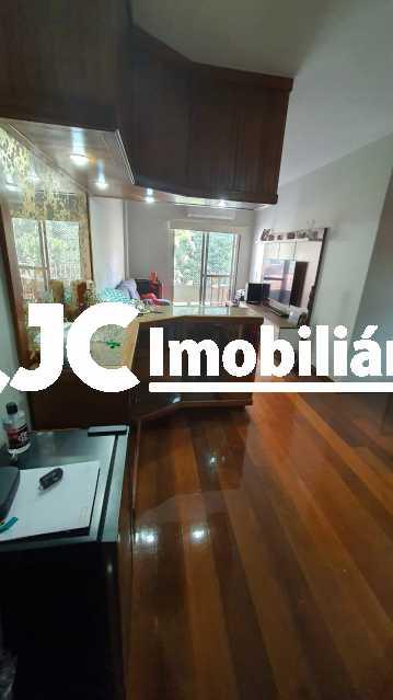 3. - Apartamento à venda Rua do Humaitá,Humaitá, Rio de Janeiro - R$ 1.330.000 - MBAP33661 - 5