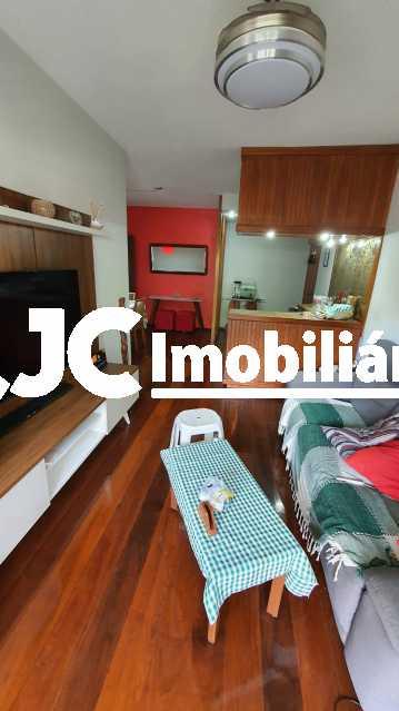 4. - Apartamento à venda Rua do Humaitá,Humaitá, Rio de Janeiro - R$ 1.330.000 - MBAP33661 - 6
