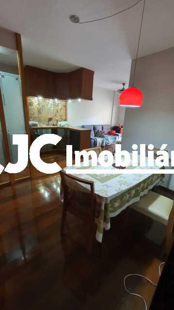 7. - Apartamento à venda Rua do Humaitá,Humaitá, Rio de Janeiro - R$ 1.330.000 - MBAP33661 - 9