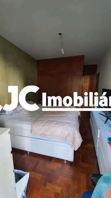 9. - Apartamento à venda Rua do Humaitá,Humaitá, Rio de Janeiro - R$ 1.330.000 - MBAP33661 - 11