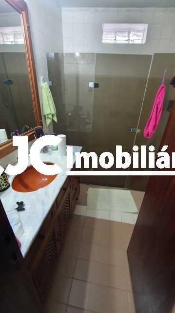 10. - Apartamento à venda Rua do Humaitá,Humaitá, Rio de Janeiro - R$ 1.330.000 - MBAP33661 - 12
