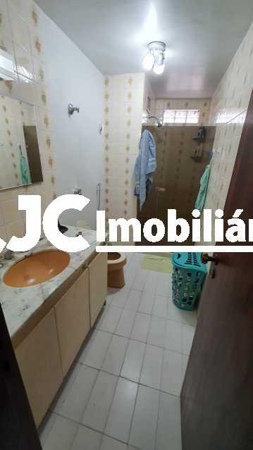 11. - Apartamento à venda Rua do Humaitá,Humaitá, Rio de Janeiro - R$ 1.330.000 - MBAP33661 - 13