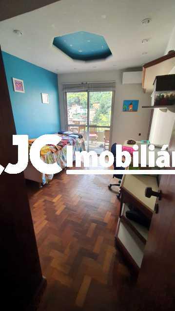 12. - Apartamento à venda Rua do Humaitá,Humaitá, Rio de Janeiro - R$ 1.330.000 - MBAP33661 - 14