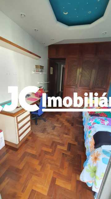 13. - Apartamento à venda Rua do Humaitá,Humaitá, Rio de Janeiro - R$ 1.330.000 - MBAP33661 - 15