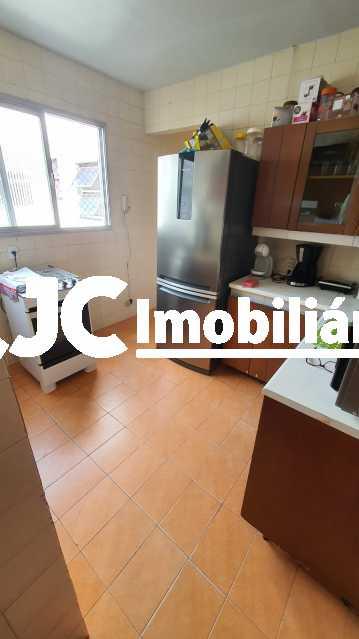 15. - Apartamento à venda Rua do Humaitá,Humaitá, Rio de Janeiro - R$ 1.330.000 - MBAP33661 - 17