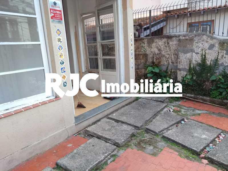 1 - Casa à venda Rua Santa Alexandrina,Rio Comprido, Rio de Janeiro - R$ 450.000 - MBCA30251 - 1